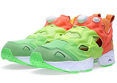 Neon Summer Kicks
