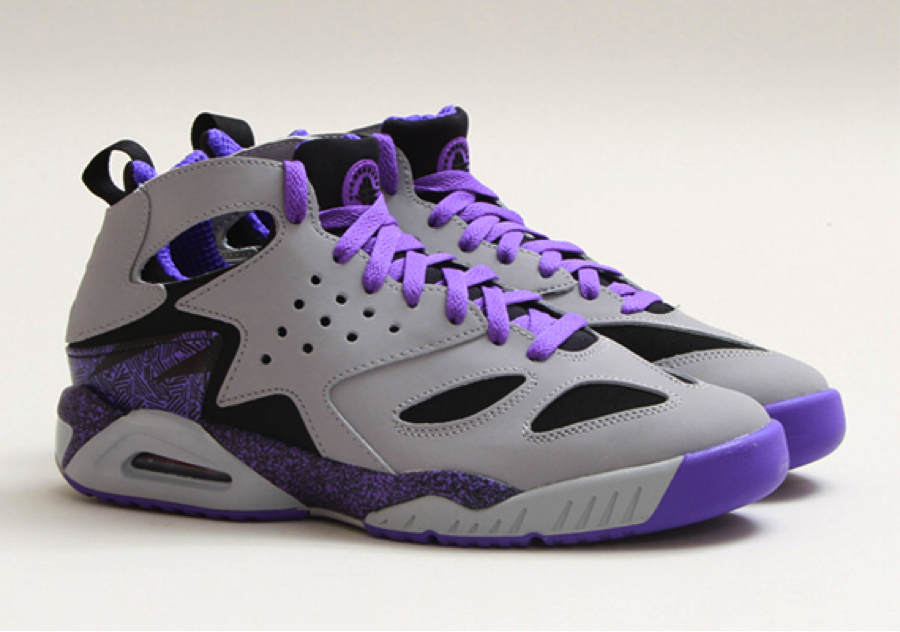 PurpleGrey Agassi